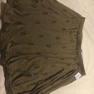 Slater skirt